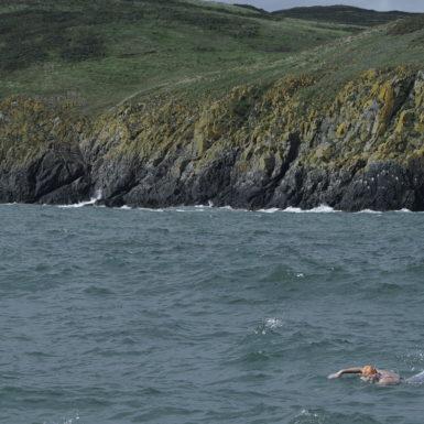 Lambay Circumnavigational Swim