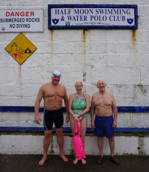 The Half Moon Swimming Club